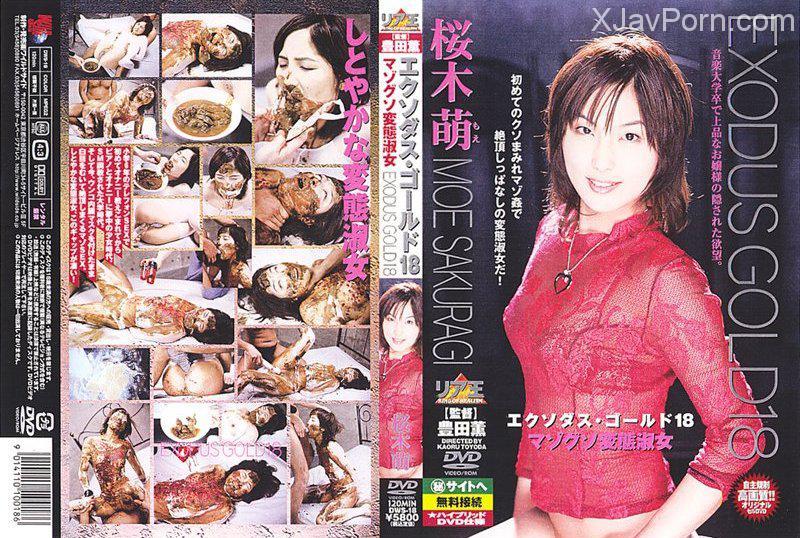 [DWS-18] エクソダスゴールド  18 2004/06/25 120分 Scat Actress