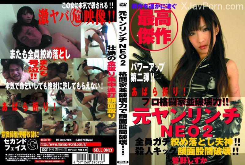 [SECG-05] 元ヤンリンチNEO2 管野しずか Tied SM 2012/06/15 女王様 115分