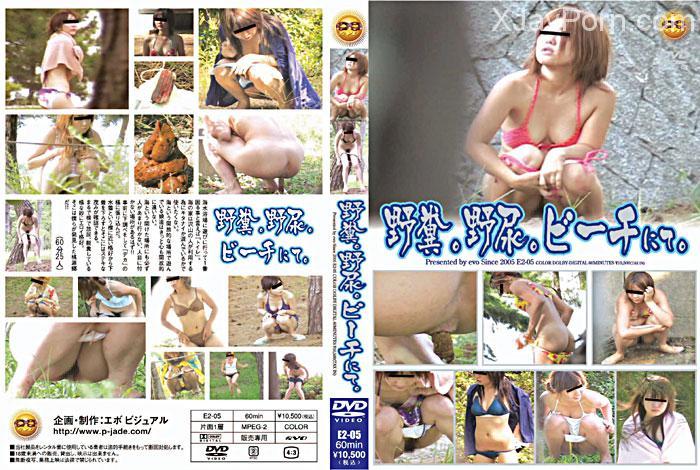 [E2-05] 盗撮 お姉さん達の野糞。野尿。 ビーチにて。 2005/11/11 ジェイド スカトロ Other Voyeur 脱糞 モデル・お姉さん風
