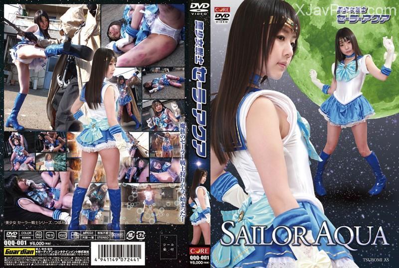 [QQQ-001] 美少女戦士セーラーアクア Tsubomi Cosplay つぼみ 3P