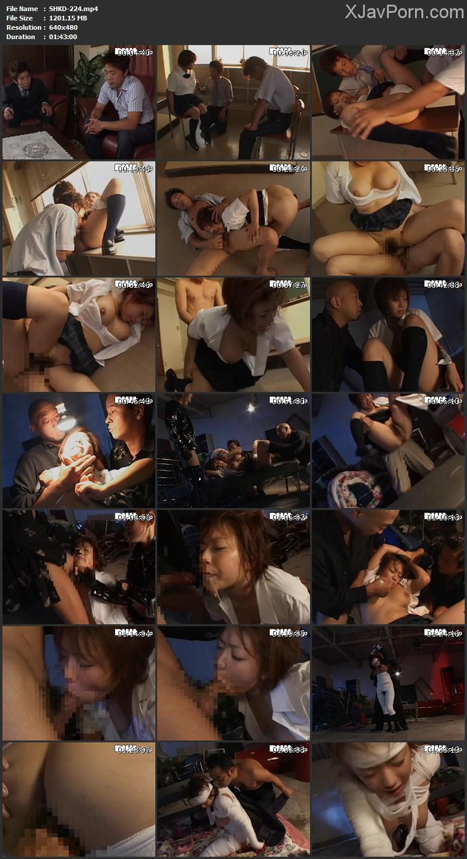 [SHKD-224] 幼なじみ家庭教師 思い出の個人授業 長澤あずさ 死夜悪 Rape Amateur 女教師 120分 その他凌辱
