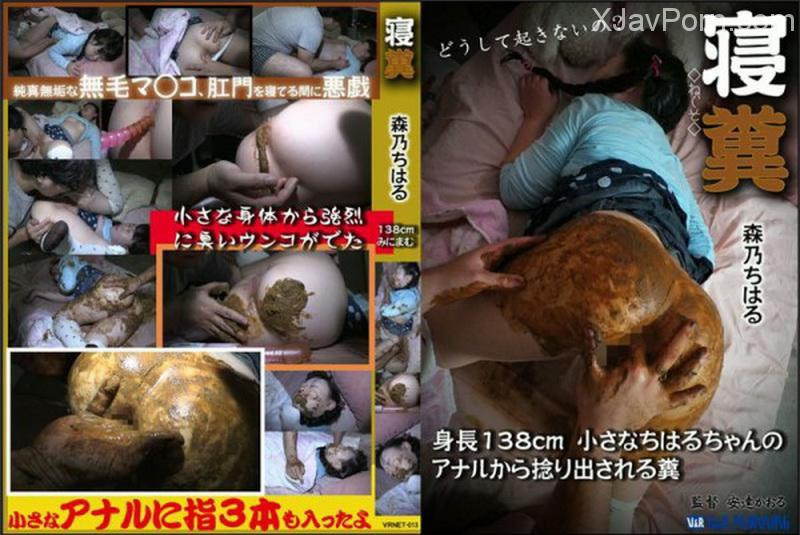 [VRNET-013] Scat Feces Chiharu 最小スリーピング Urination