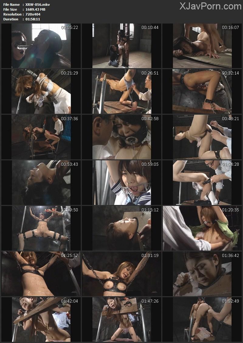 [XRW-056] SM獄窓の女たち 囚われの肉魔  3 Maya Tsubaki 椿まや 縛り イラマ 120分 あらきれいこ 2015/02/27 神谷ゆうな