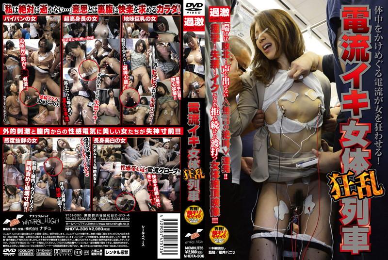 [NHDTA-306] 電流イキ女体狂乱列車 Train Molester 2012/11/14