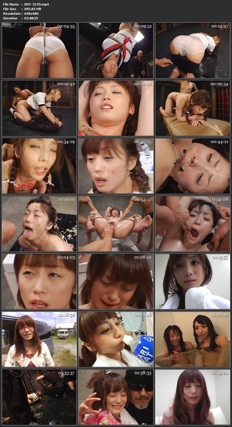 [DDT-317] ドグマ 七咲楓花ヒストリー 専属1周年記念 企画 488分 Nanasaki Fuuka