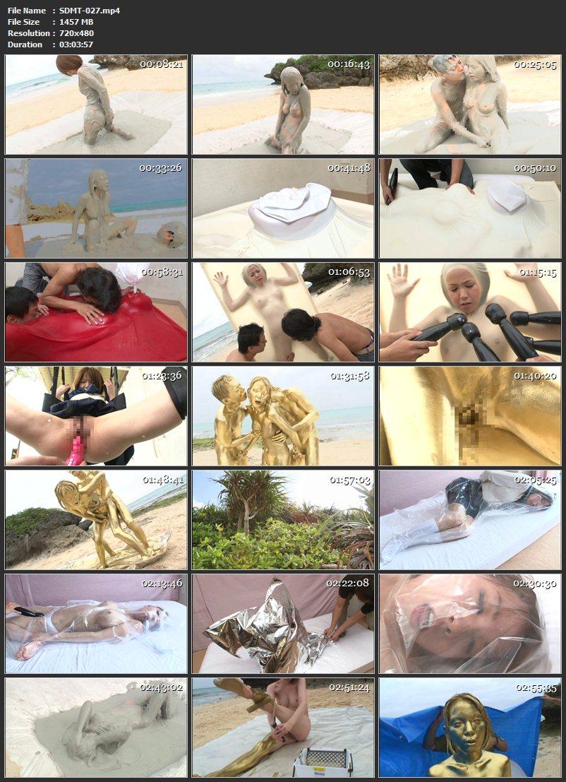 [SDMT-027] 辻本りょう、覚醒 120分 2010/11/25 サクラギ Squirting