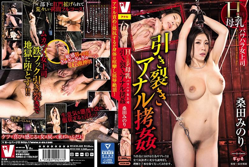 [VICD-383] Hcup母乳パワハラ女上司 引き裂きアナル拷姦 Actress 140分