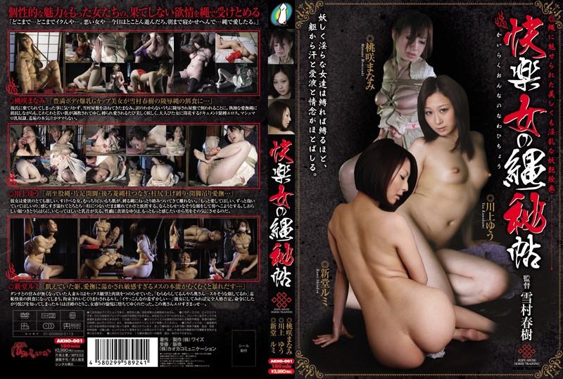 [AKHO-001] 快楽女の縄秘帖 SM 2011/01/13