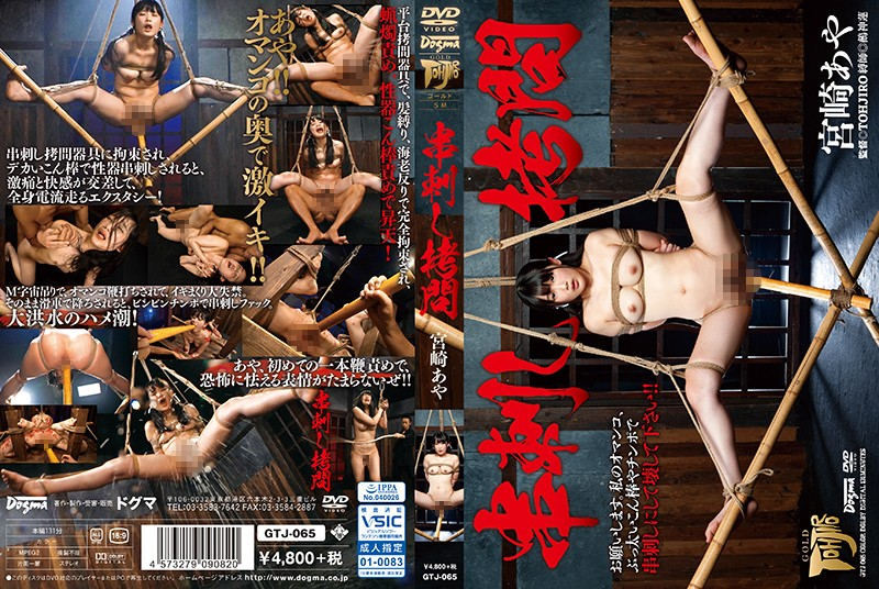 [GTJ-065] 串刺し拷問 調教 Slut 131分 TOHJIRO イラマチオ