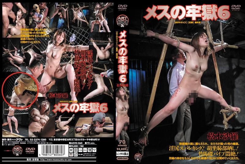 [ADVO-060] メスの牢獄 6 アートビデオSM 2014/12/13