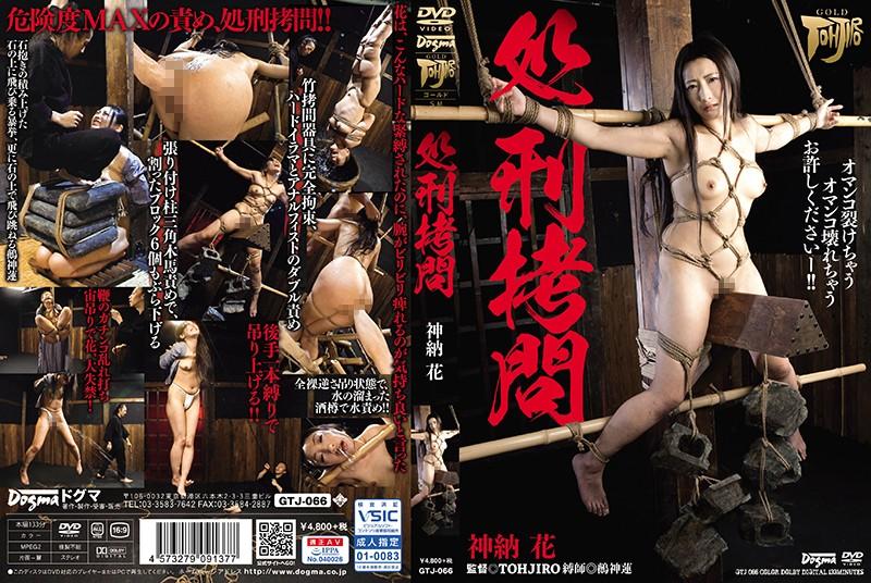 [GTJ-066] 処刑拷問 SM ゴールドTOHJIROレーベル イラマチオ