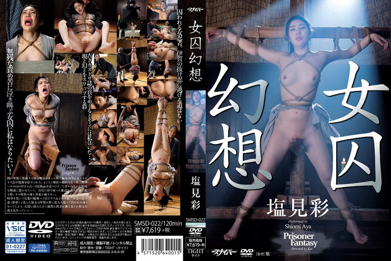[SMSD-022] 女囚幻想 Shiomi Akari Taito S&Mスナイパー Torture